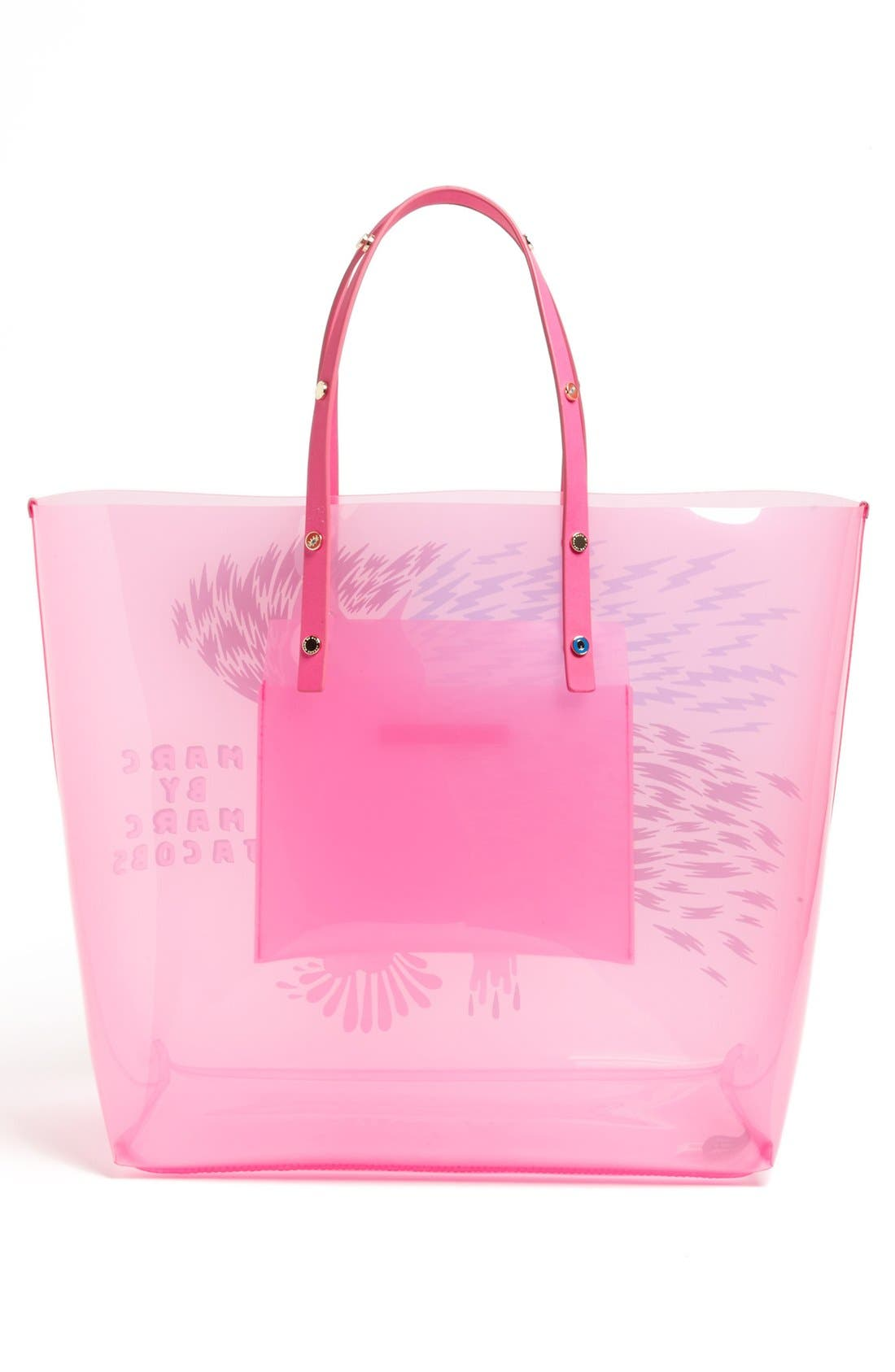 Alternate Image 4  - MARC BY MARC JACOBS 'Rue-Cat' Tote
