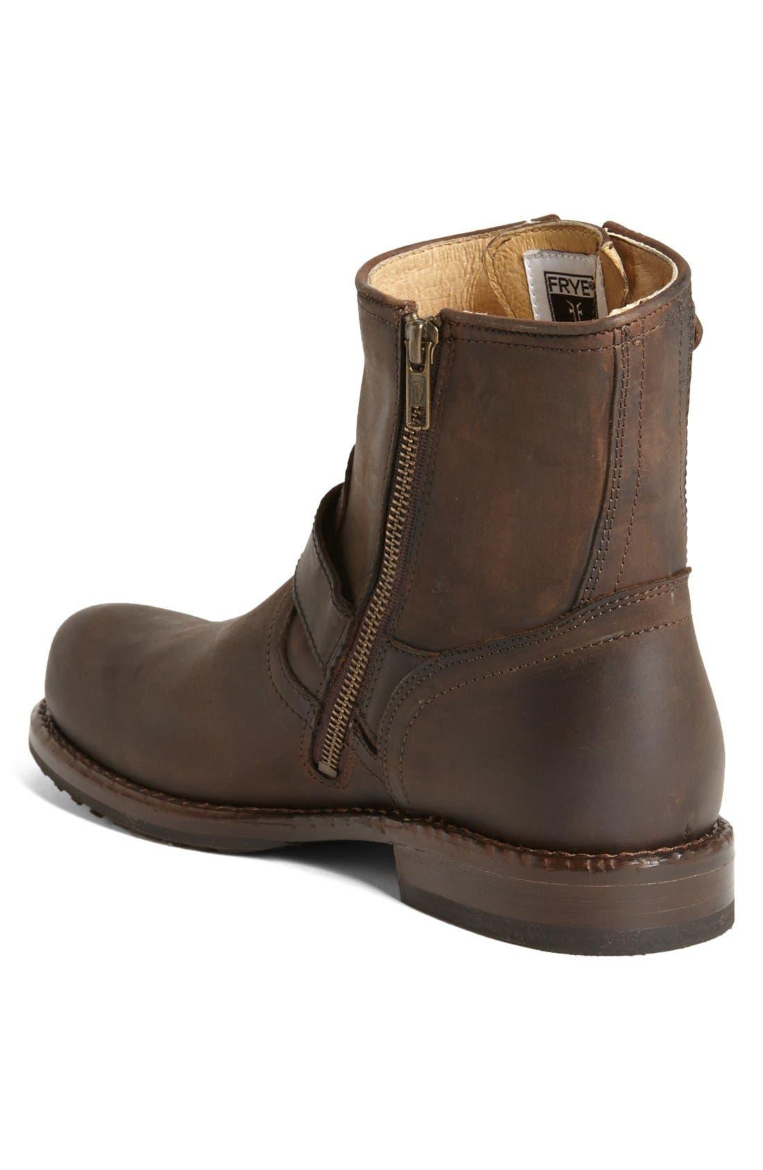 Alternate Image 2  - Frye 'Wade' Engineer Boot