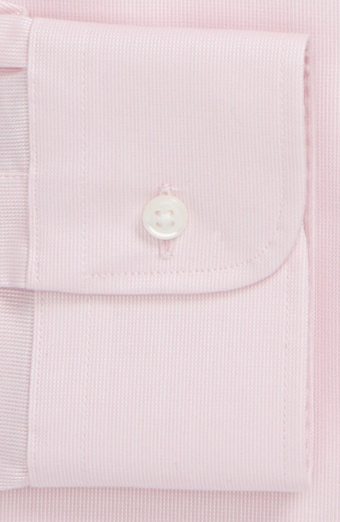 Alternate Image 2  - Nordstrom Classic Fit Non-Iron Dress Shirt (Online Only)
