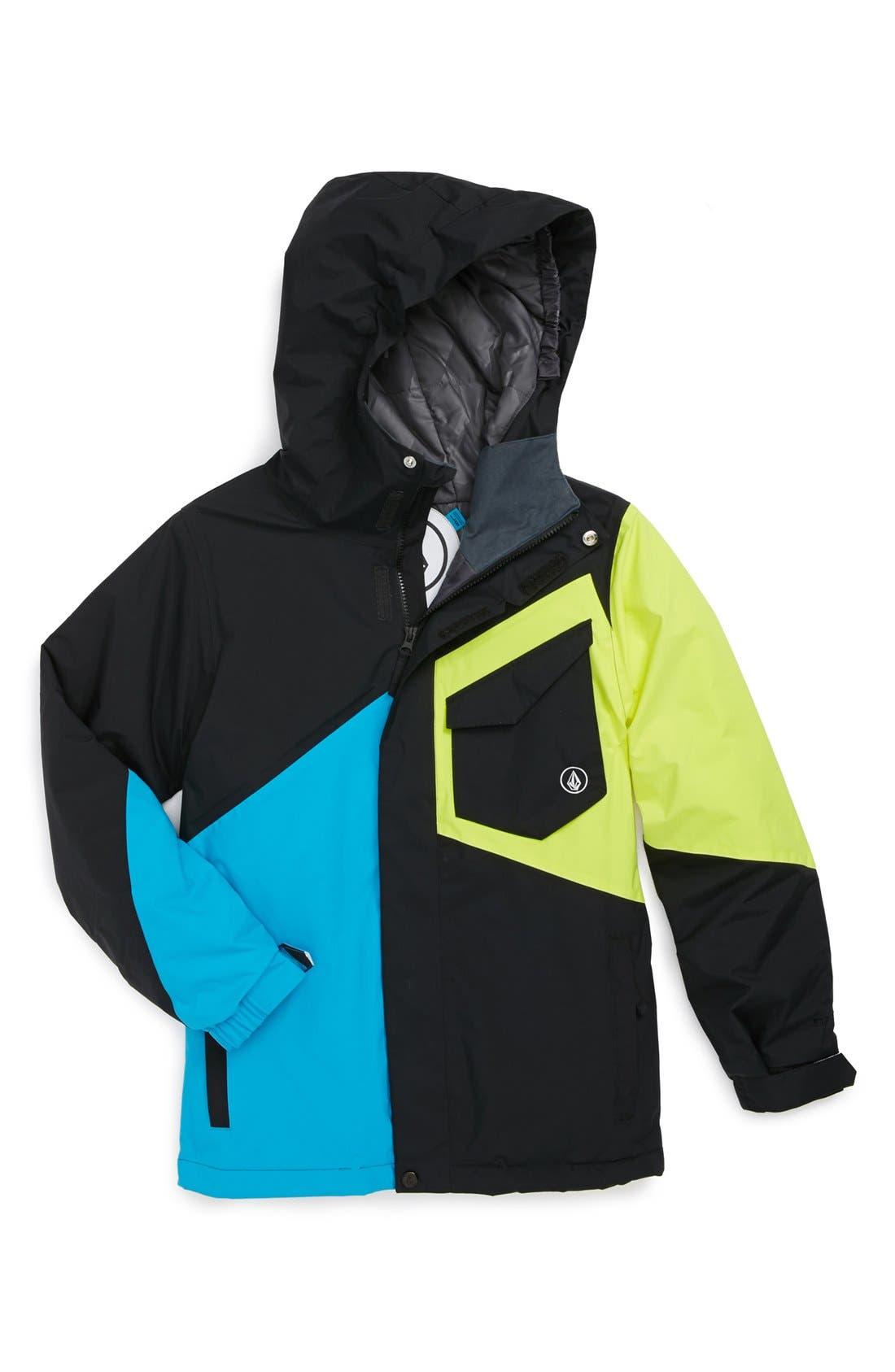 Alternate Image 1 Selected - Volcom 'Ace' Insulated Jacket (Little Boys & Big Boys)