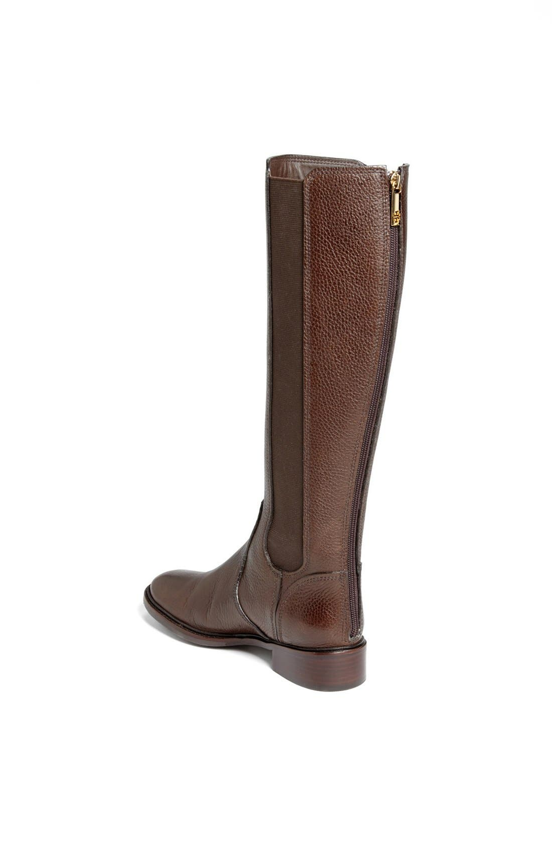 Alternate Image 2  - Tory Burch 'Christy' Leather Riding Boot