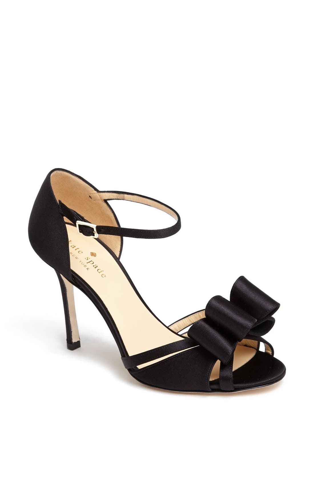 Alternate Image 1 Selected - kate spade new york 'ivela' ankle strap sandal