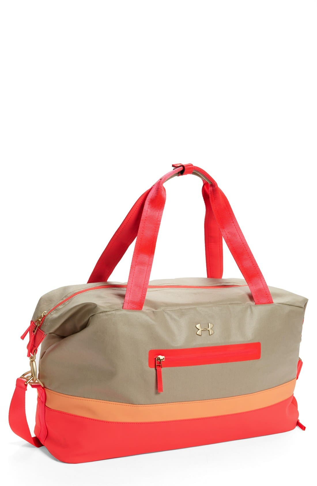 Alternate Image 1 Selected - Under Armour 'Perfect Flow' Duffel Bag