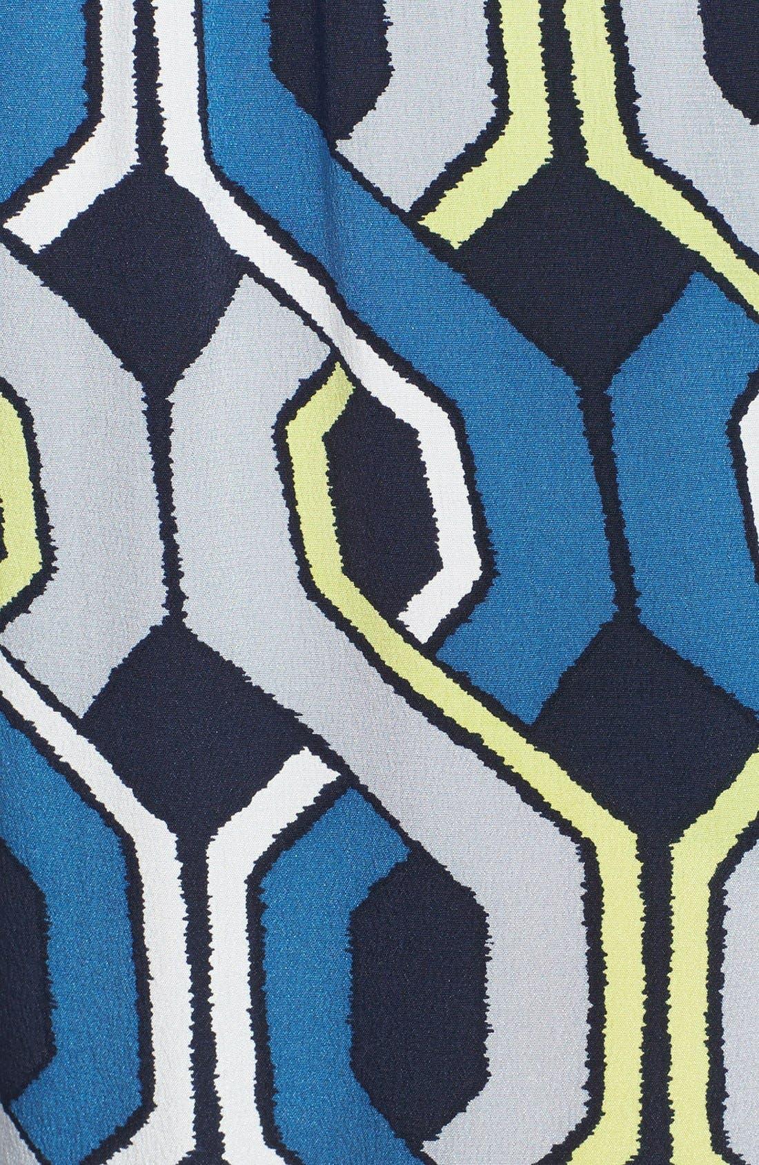 Alternate Image 3  - Trina Turk 'Mariane' Drawstring Silk Pants