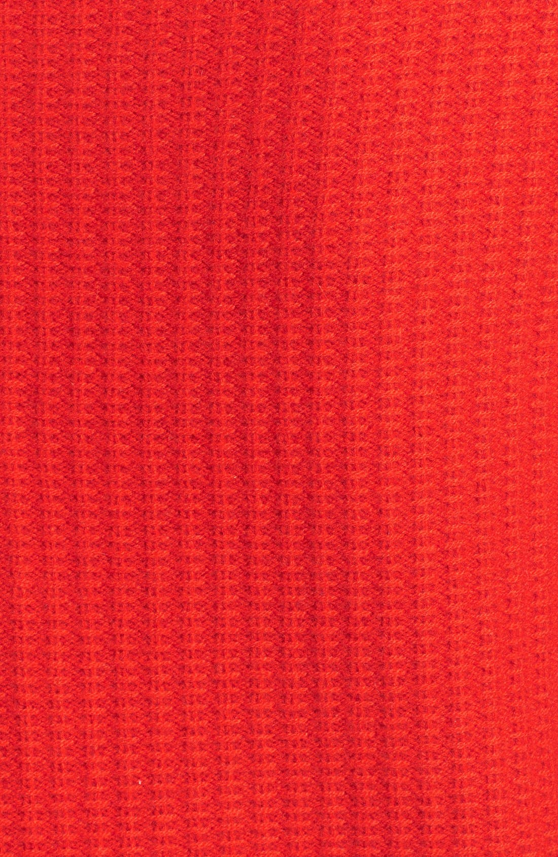 Alternate Image 3  - Nordstrom Collection Textured Stitch Cashmere Boatneck Sweater