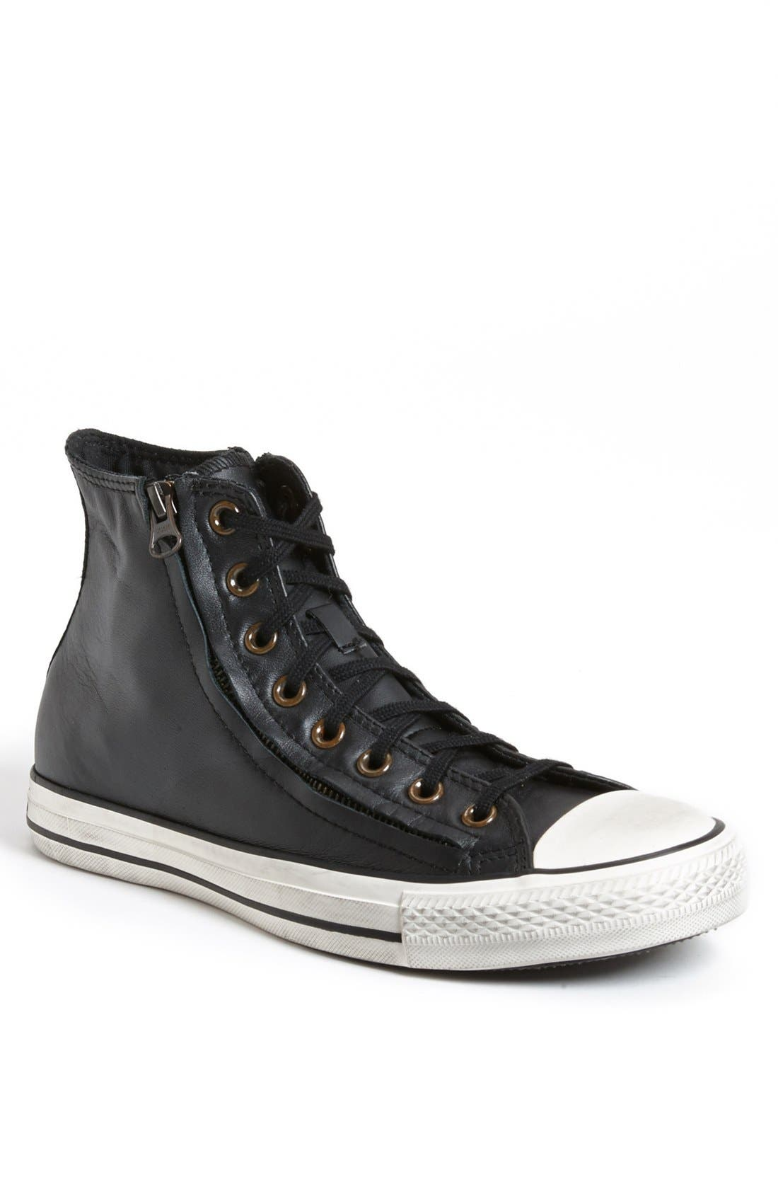 Alternate Image 1 Selected - Converse Chuck Taylor® All Star® Zip Sneaker (Men)