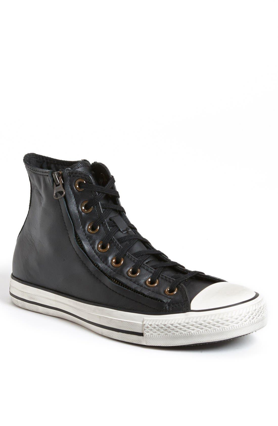 Main Image - Converse Chuck Taylor® All Star® Zip Sneaker (Men)