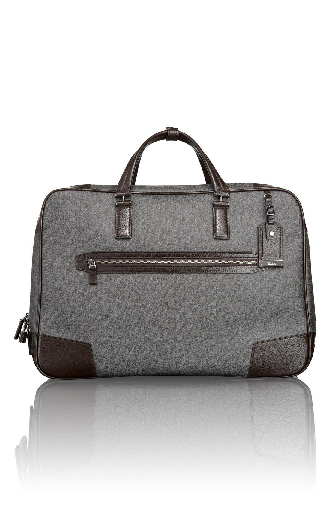 Main Image - Tumi 'Astor - Trinity' Softside Carry-On Bag (20 Inch)