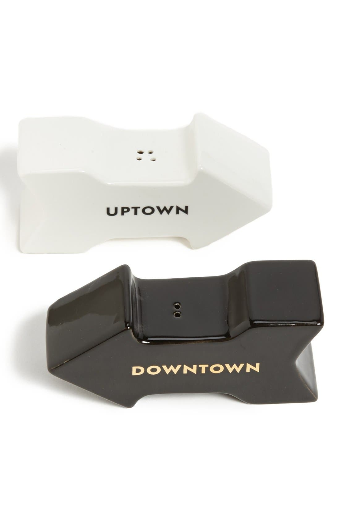 Alternate Image 1 Selected - kate spade new york 'fairmount park - uptown downtown' salt & pepper set