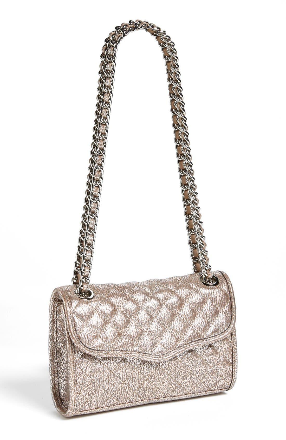 Main Image - Rebecca Minkoff 'Affair - Mini' Quilted Convertible Crossbody Bag