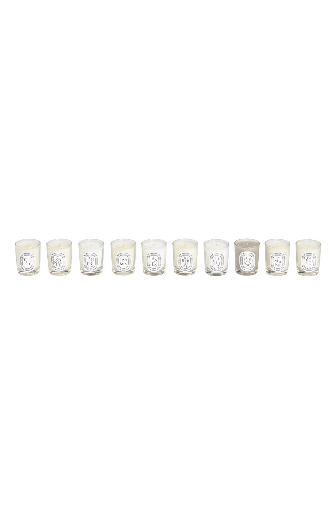 Alternate Image 3  - diptyque Candles (Set of 10) (Nordstrom Exclusive)