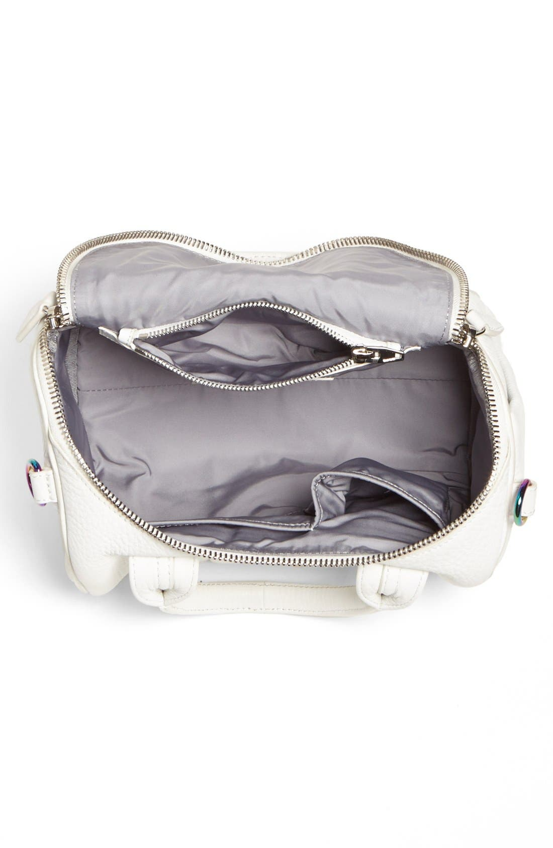 Alternate Image 2  - Alexander Wang 'Rockie - Iridescent' Crossbody Satchel