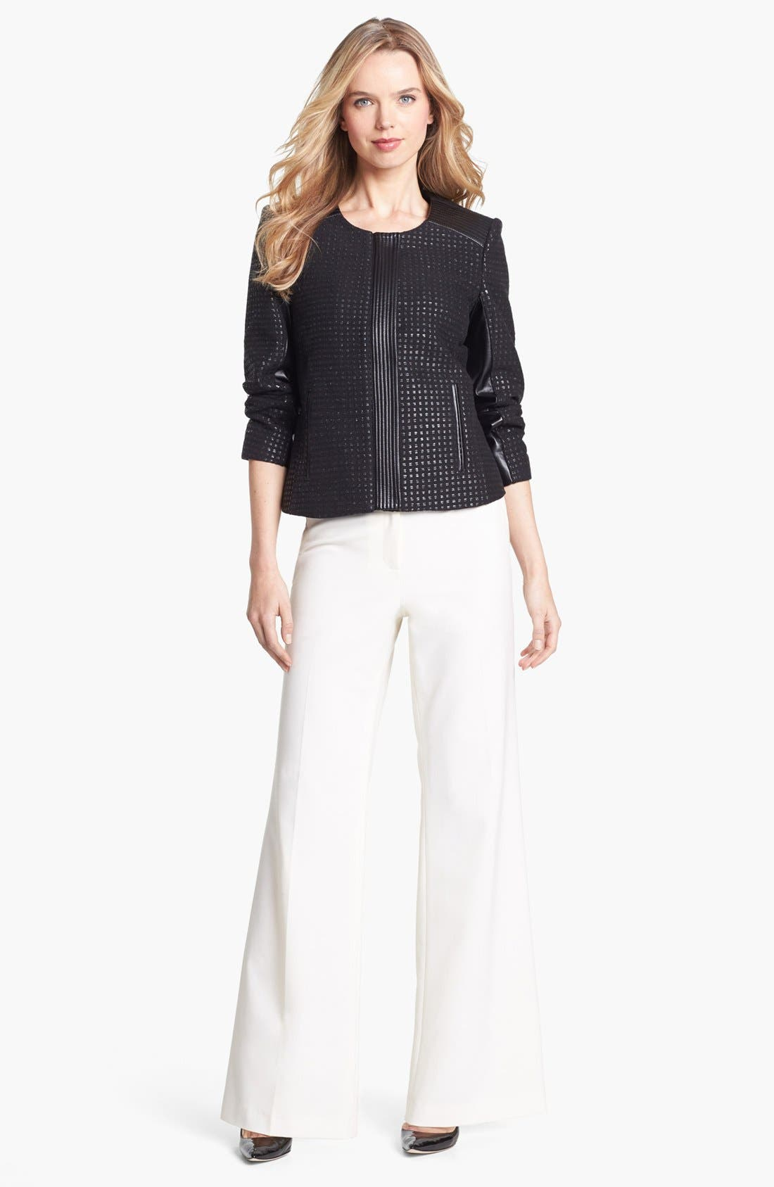 Alternate Image 4  - Vince Camuto Wide Leg Pants
