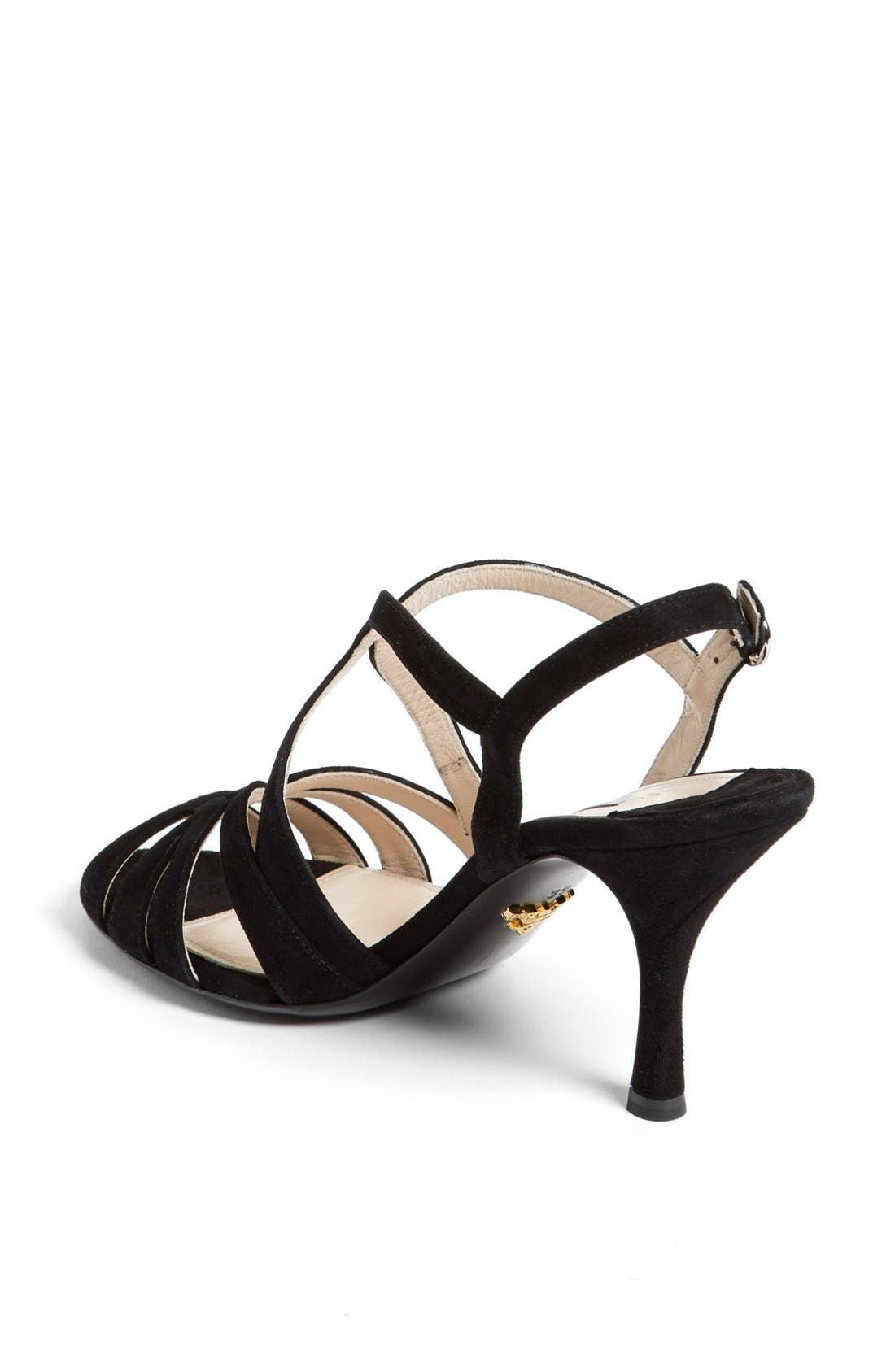 Alternate Image 2  - Prada Strappy Sandal