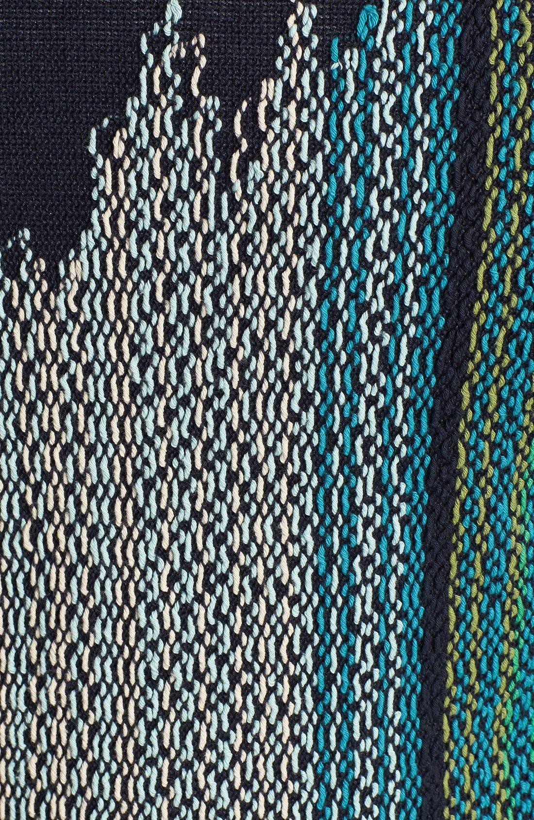Alternate Image 3  - NIC+ZOE 'Color Weave' Cardigan (Plus Size)