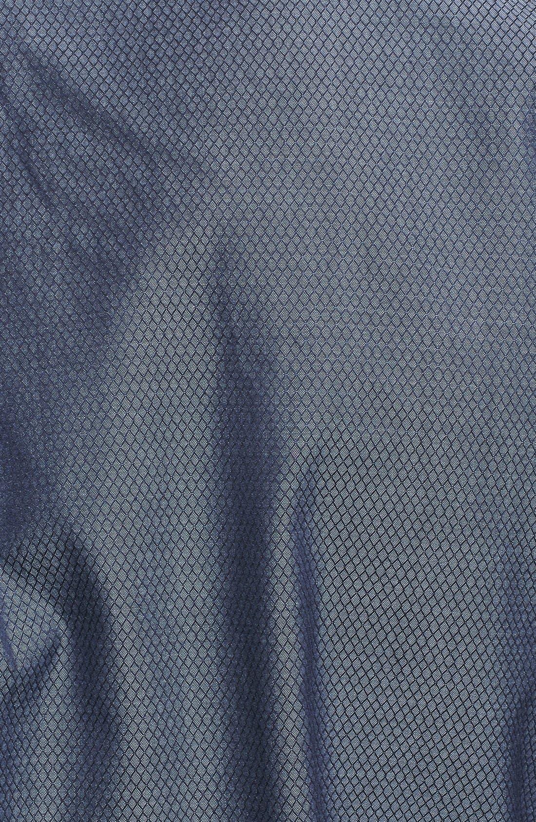 Alternate Image 3  - Canali Regular Fit Italian Sport Shirt