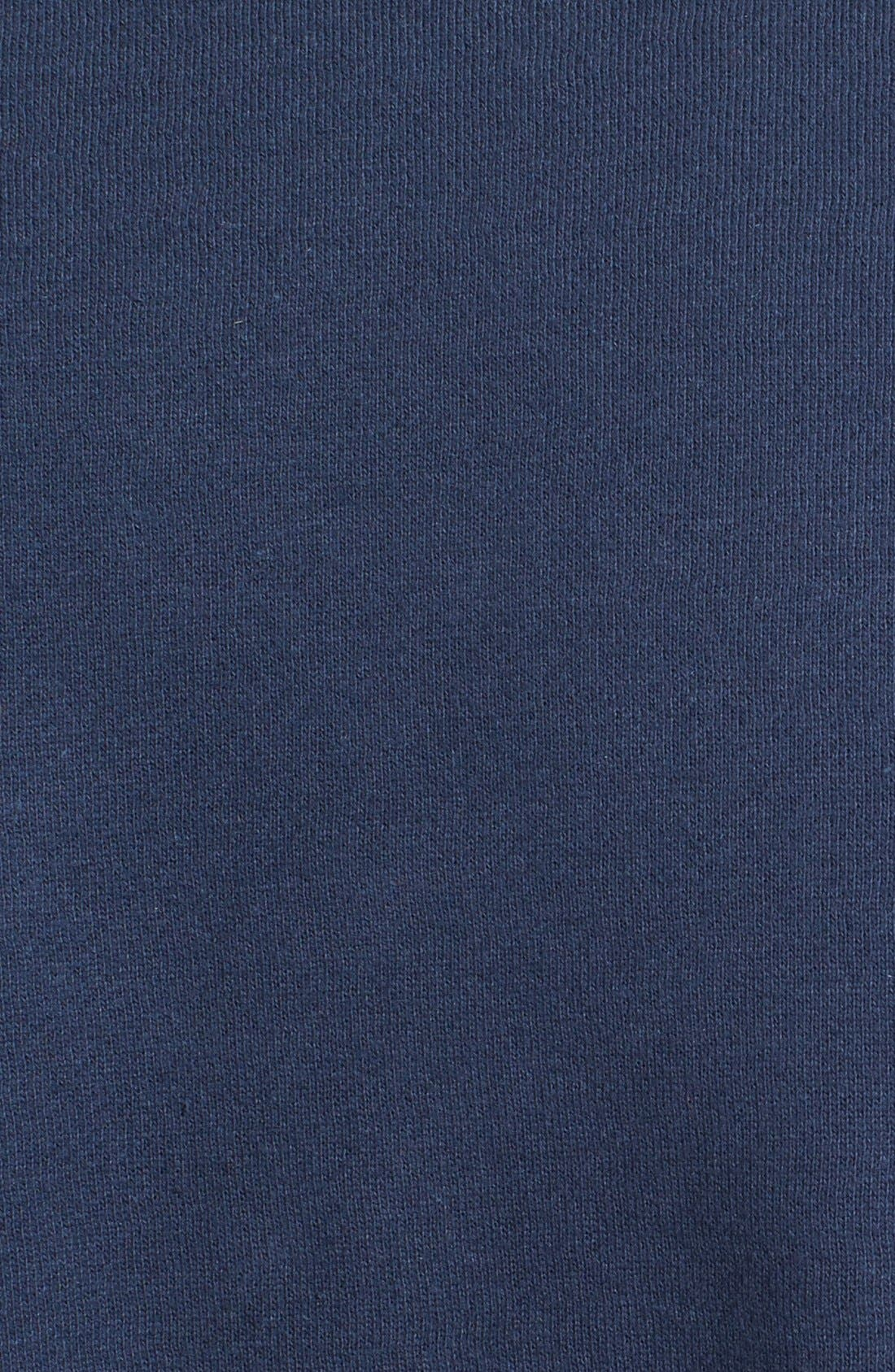 Alternate Image 3  - Mitchell & Ness 'Backward Pass - Michigan' Fleece Jacket