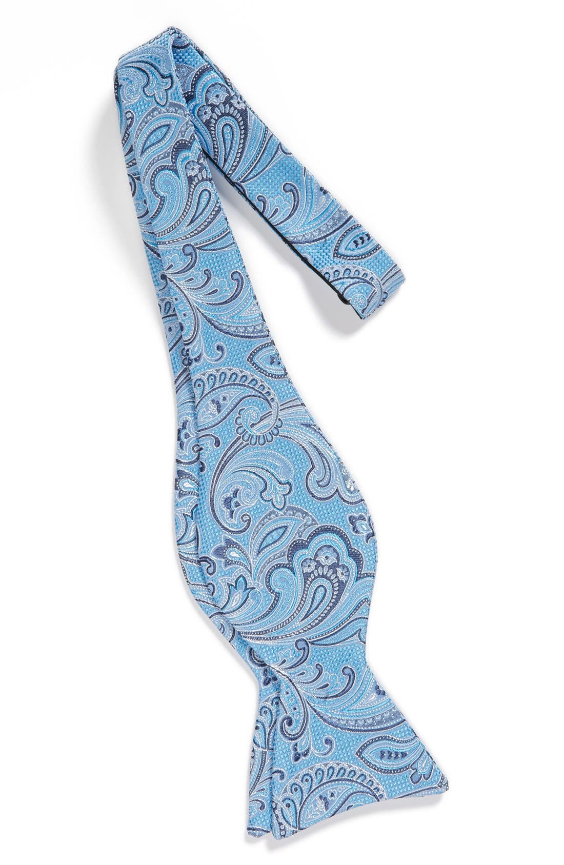 Alternate Image 2  - John W. Nordstrom® Woven Silk Bow Tie