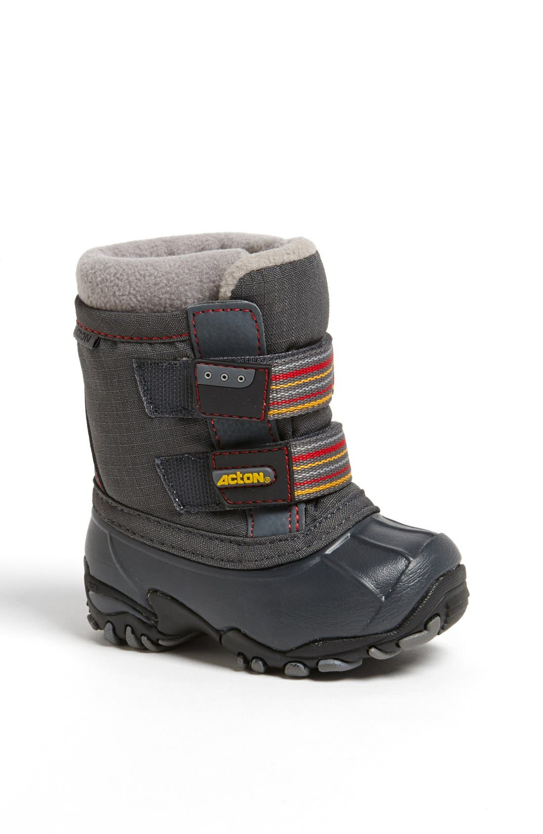Main Image - Acton 'Lullaby' Waterproof Winter Boot (Walker & Toddler)