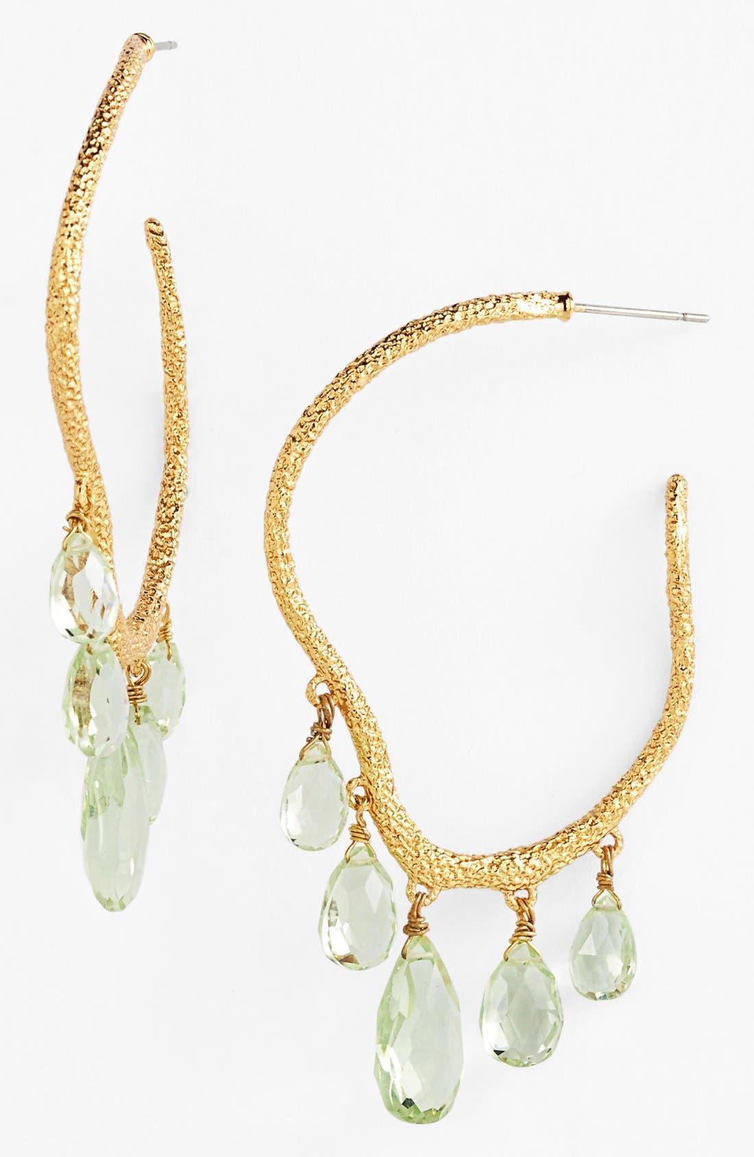 Main Image - Alexis Bittar 'Elements' Hoop Earrings