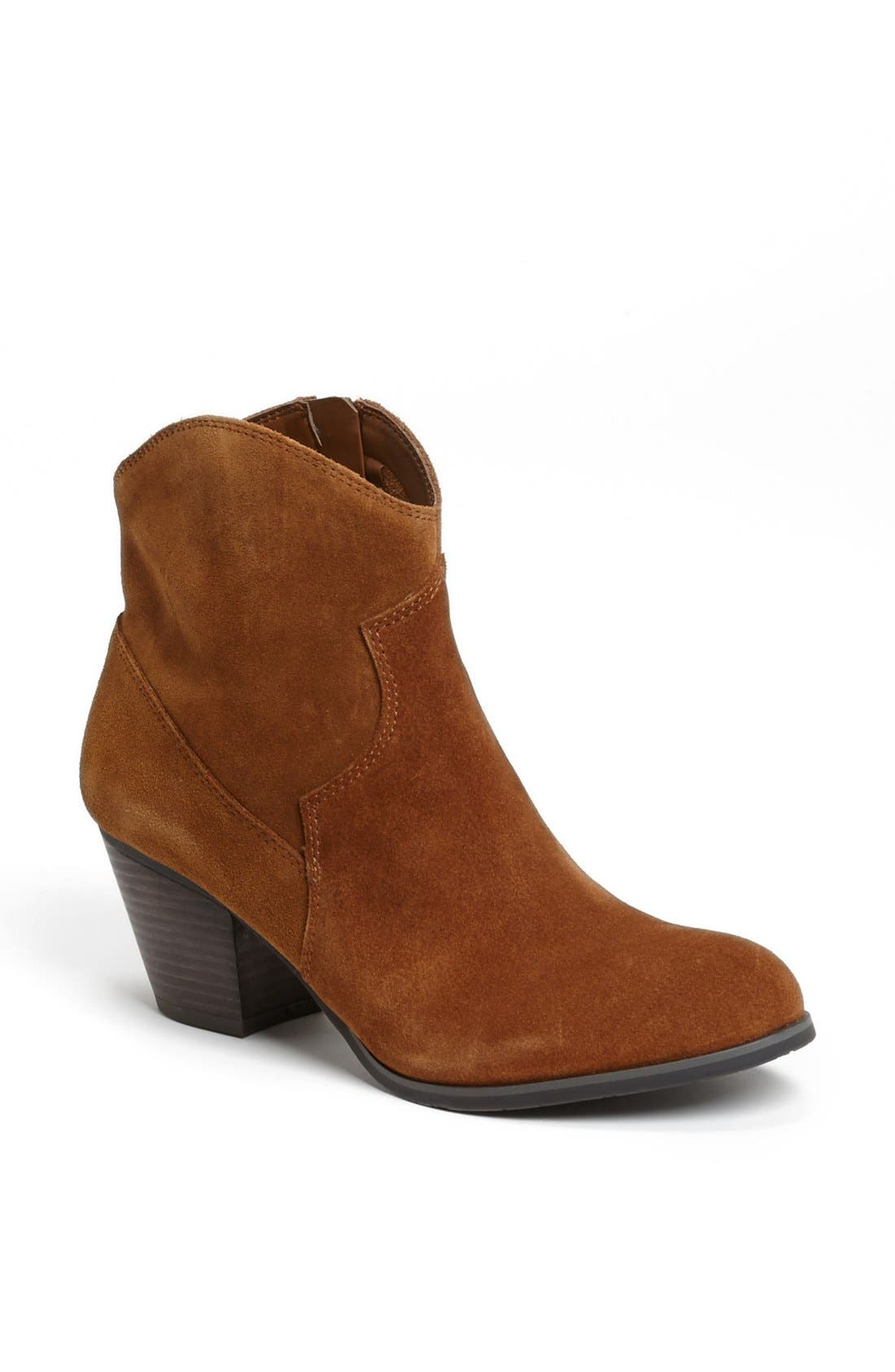 Alternate Image 1 Selected - Franco Sarto 'Hutch' Leather Bootie