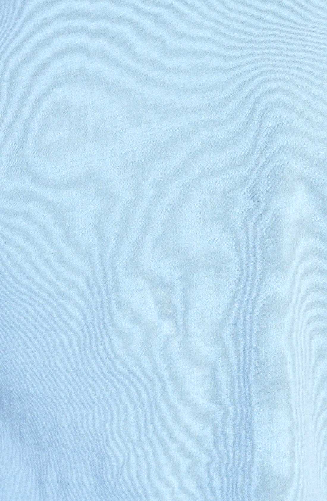 Alternate Image 3  - Retro Brand 'North Carolina Tar Heels' T-Shirt