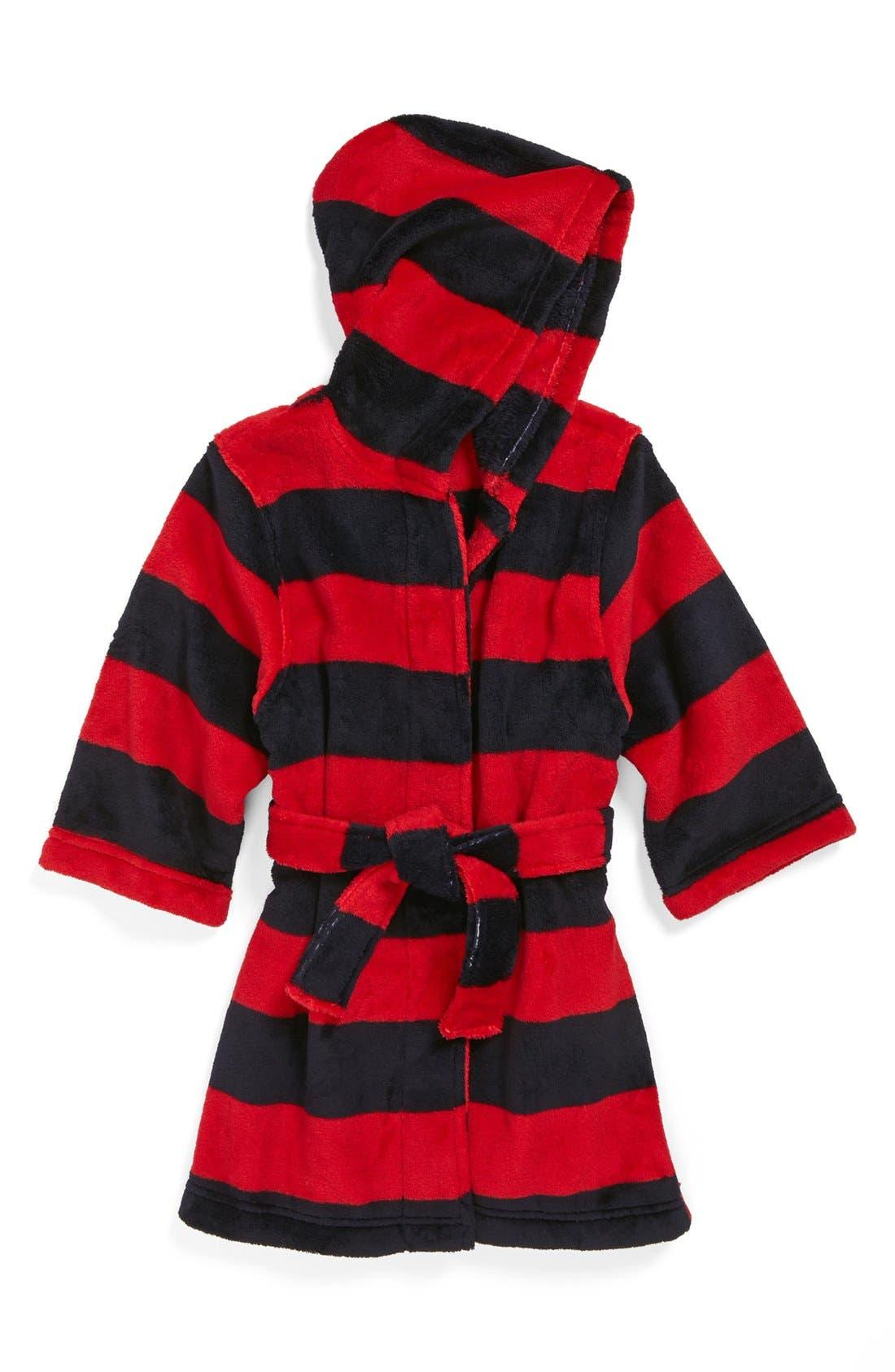 Alternate Image 1 Selected - Tucker + Tate Hooded Robe (Toddler Boys)