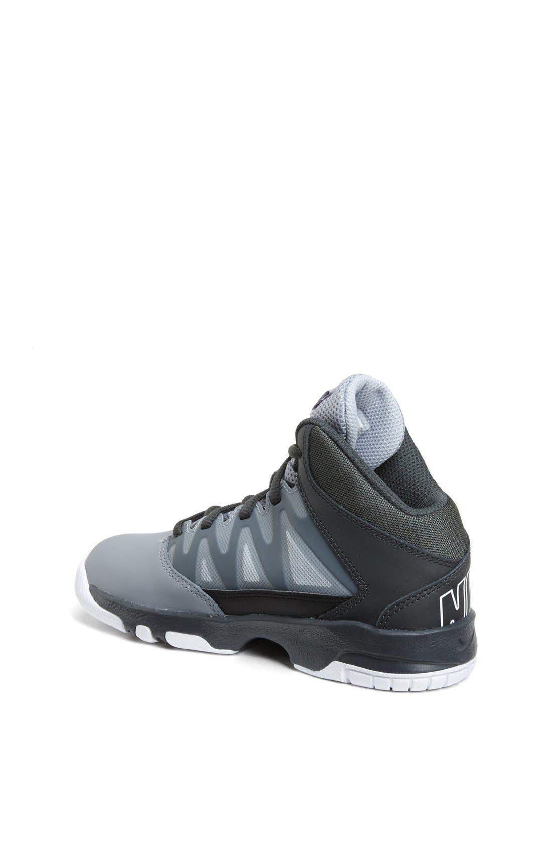 Alternate Image 2  - Nike 'Stutter Step' Basketball Shoe (Toddler & Little Kid)