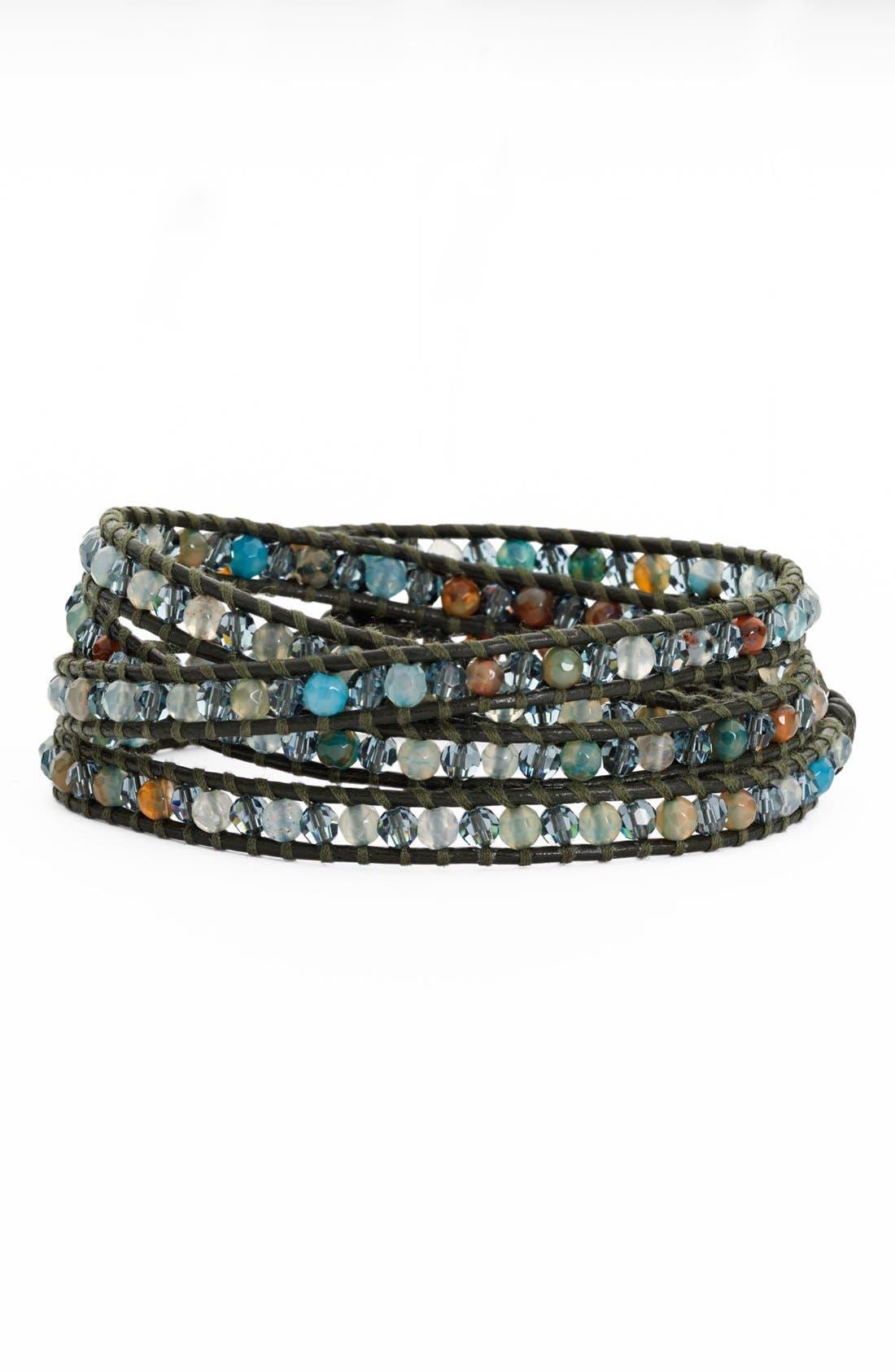 Alternate Image 1 Selected - Chan Luu Wrap Bracelet