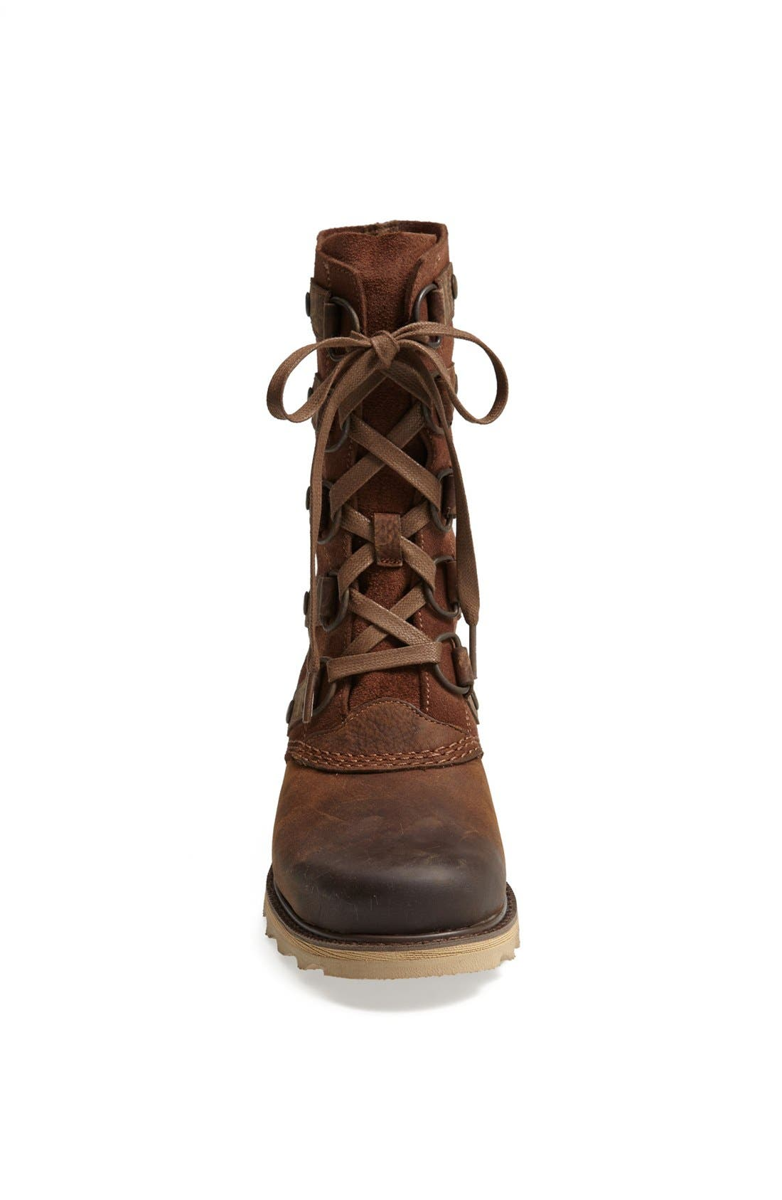 Alternate Image 3  - SOREL 'Scotia' Lace-Up Waterproof Leather Boot (Women)