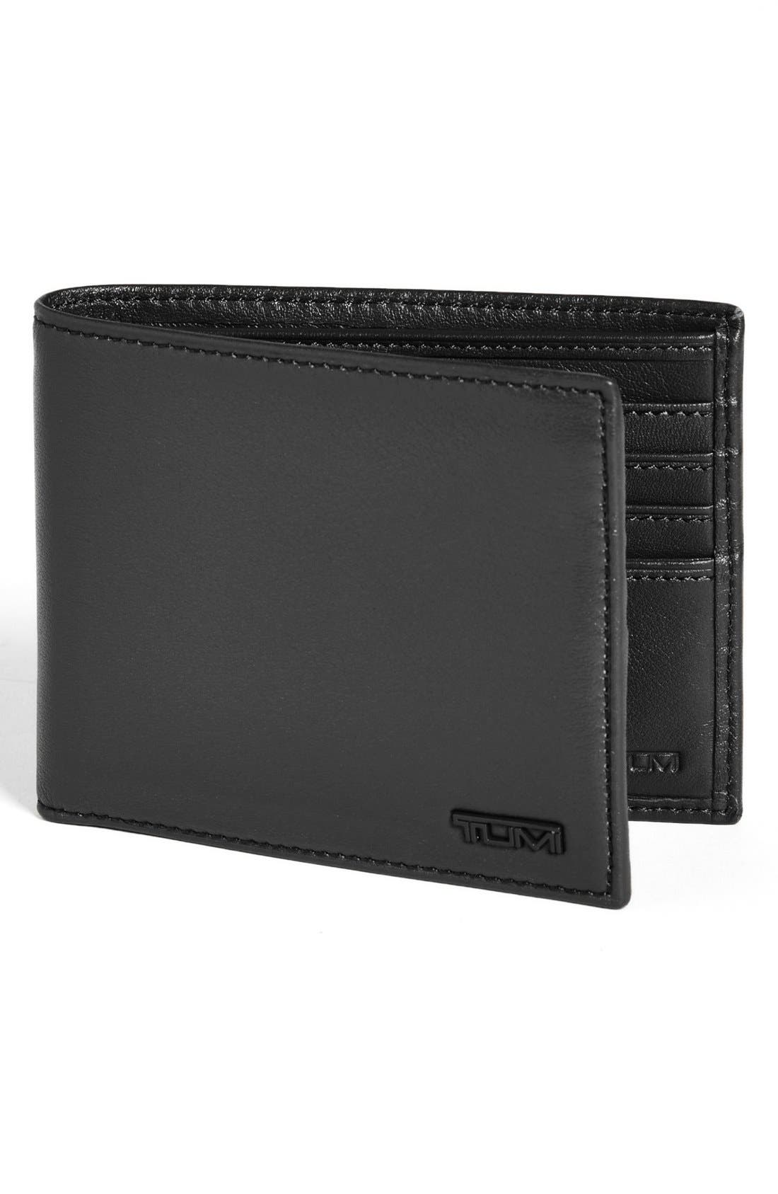 Alternate Image 1 Selected - Tumi 'Delta - Global' Double Billfold Wallet