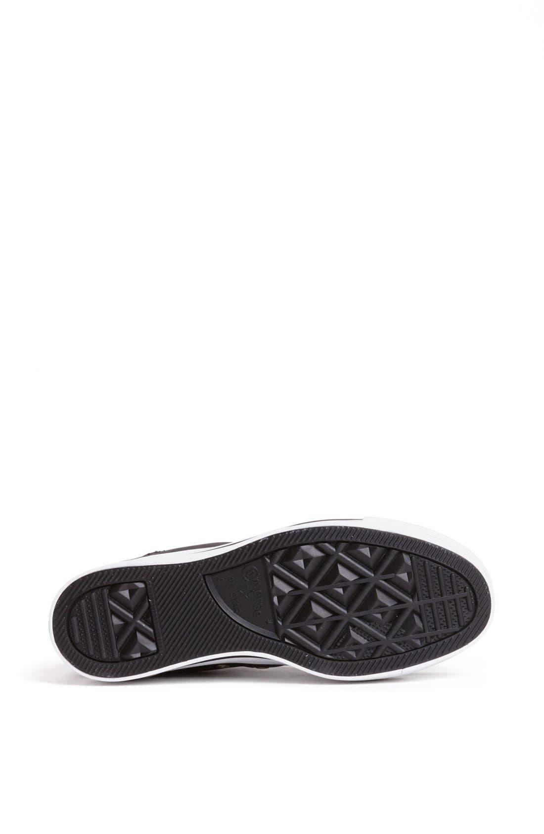 Alternate Image 4  - Converse High Top Platform Sneaker (Women)