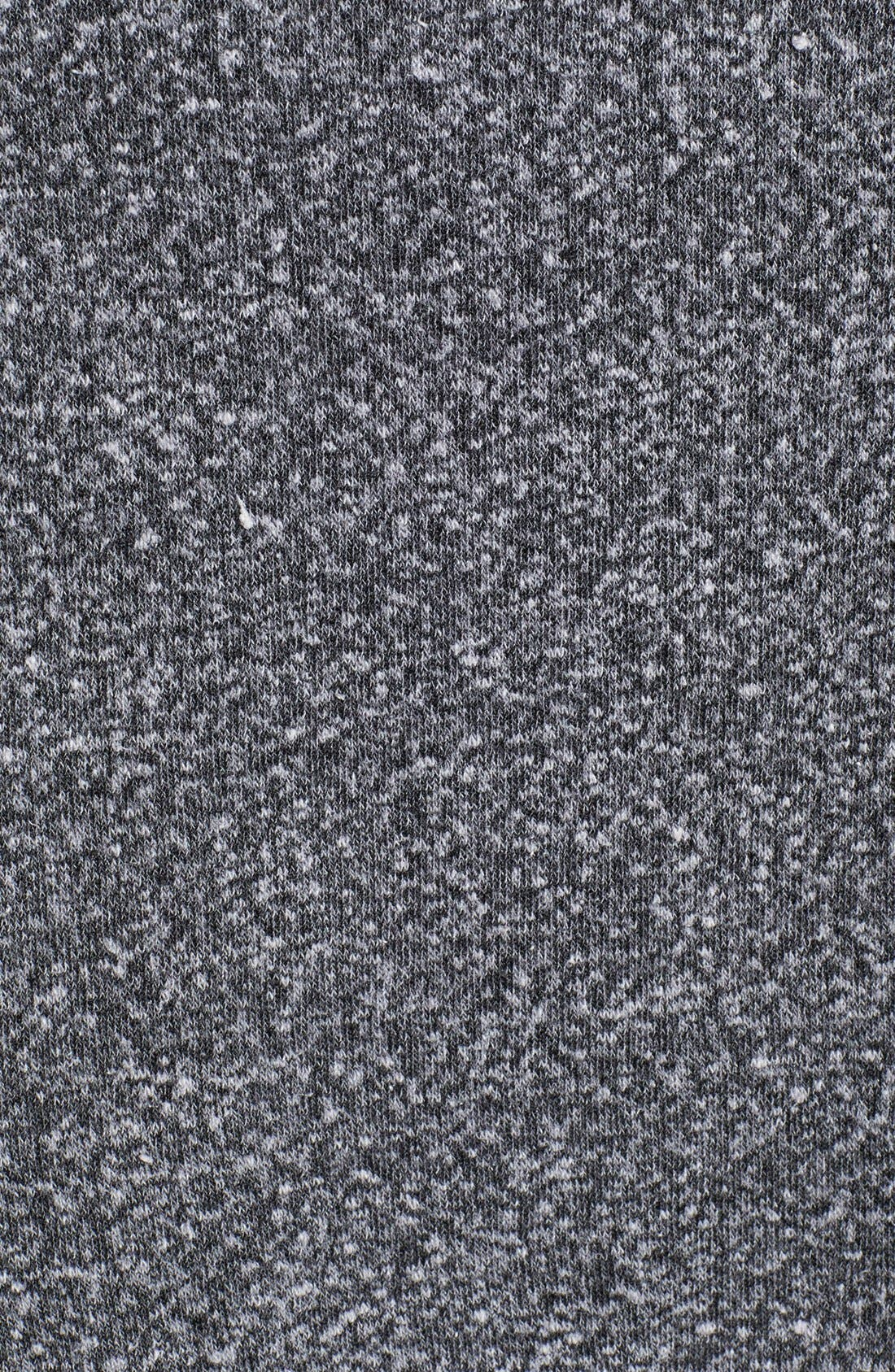 Alternate Image 3  - Halogen® Raglan Sleeve Mélange Knit Top (Regular & Petite)