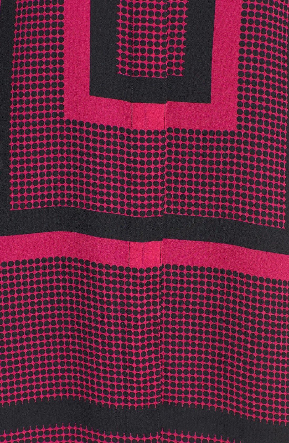 Alternate Image 3  - Halogen® Print Crepe Blouse