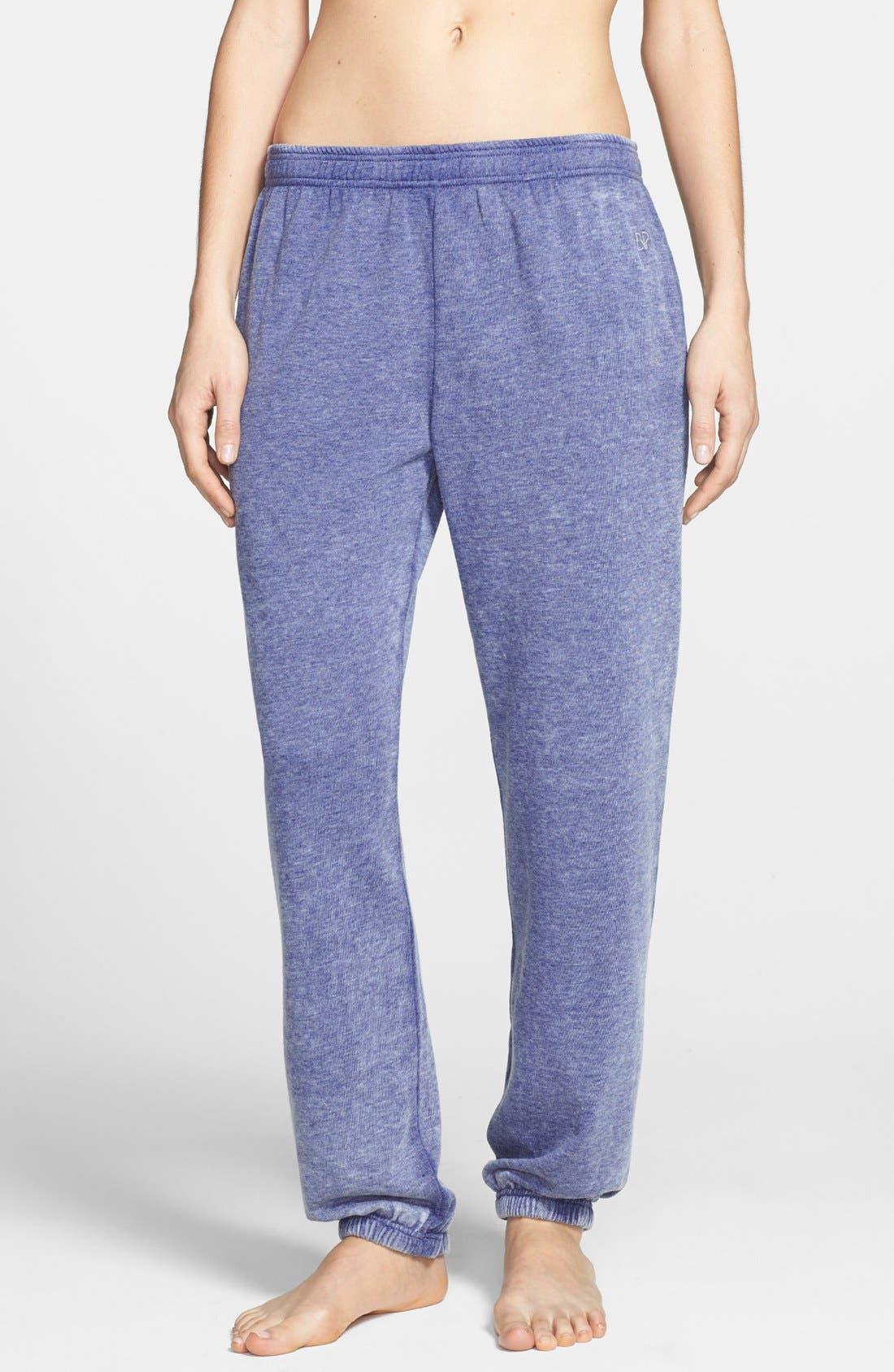 Alternate Image 1 Selected - BP. Undercover 'Gym Class' Sweatpants (Juniors)