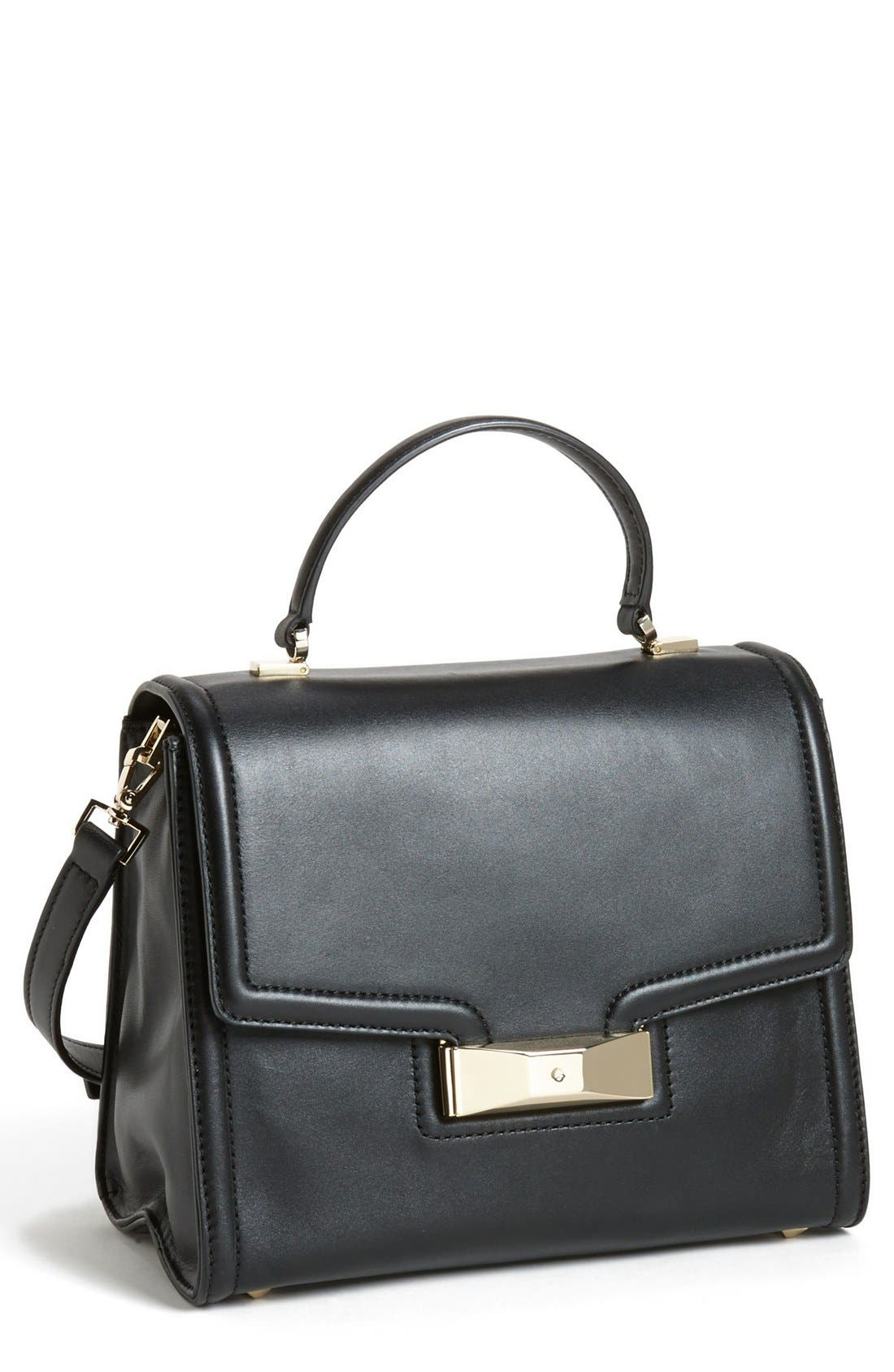Main Image - kate spade new york 'carroll park - penelope' leather satchel