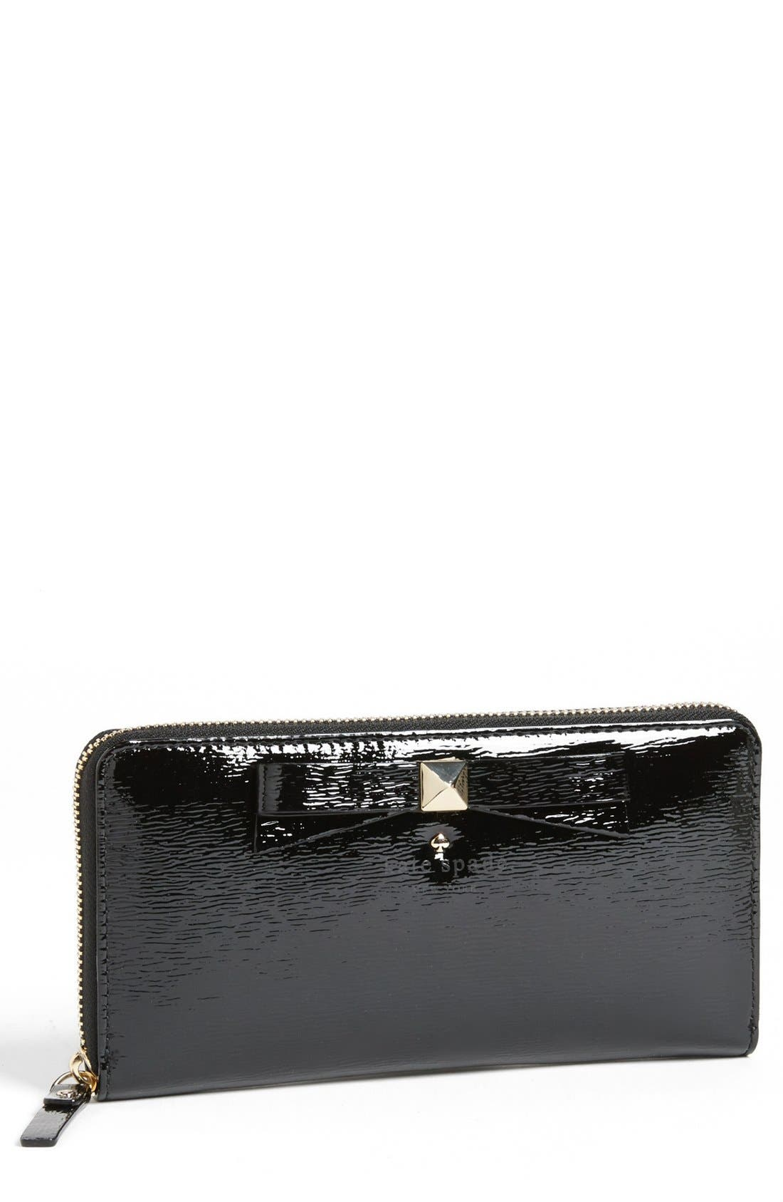 Main Image - kate spade new york 'beacon court lacey - large' leather wallet