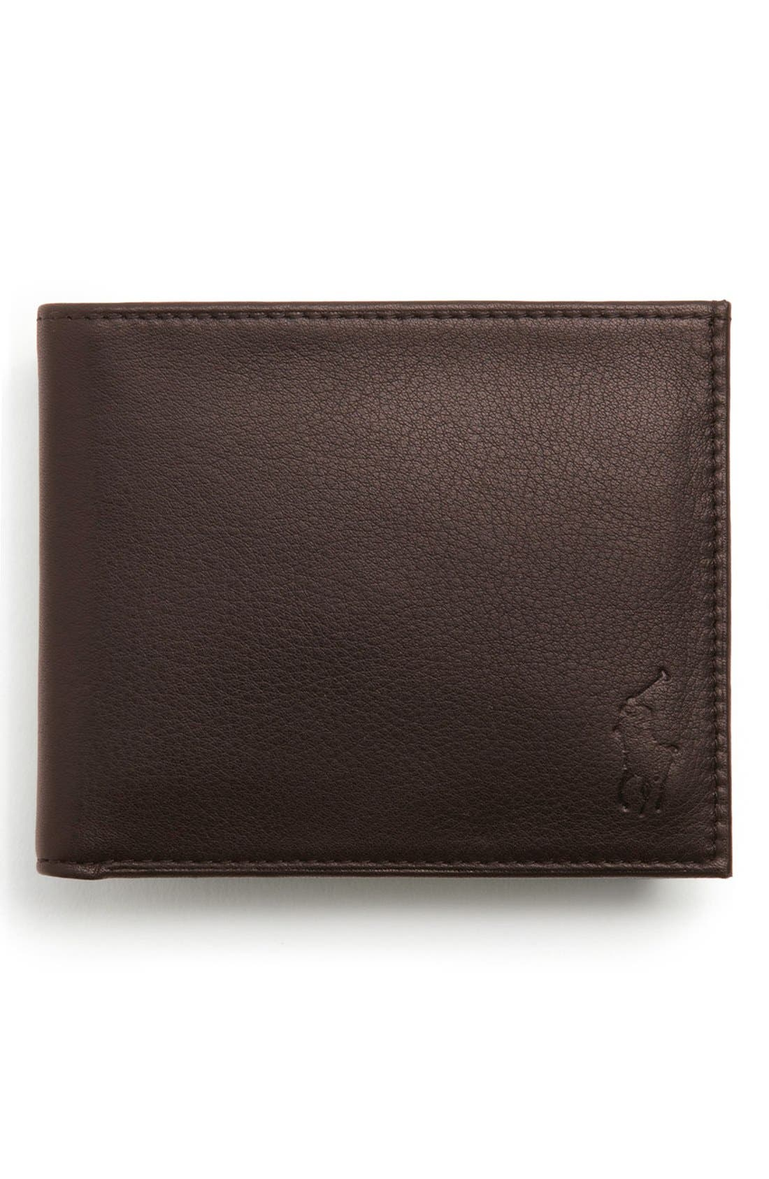 Alternate Image 2  - Polo Ralph Lauren Bifold Wallet