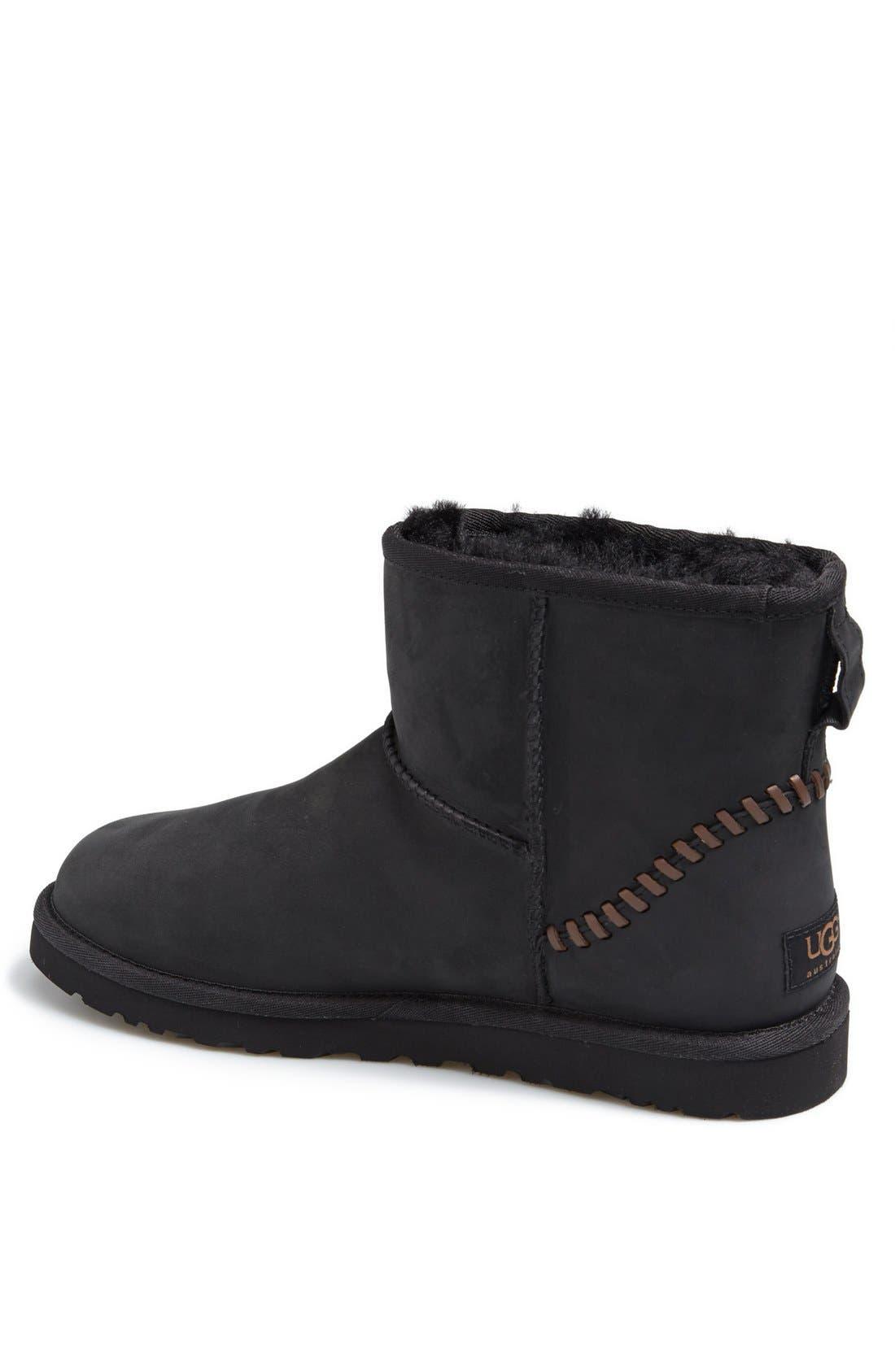 Alternate Image 2  - UGG® 'Classic Mini Deco' Boot (Men)