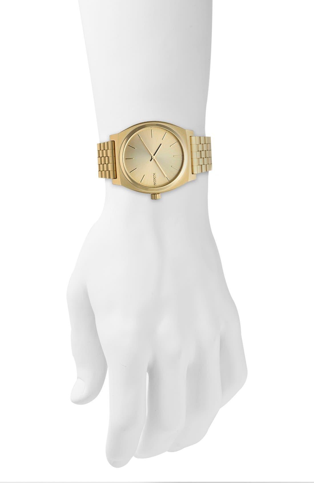 Alternate Image 8  - Nixon 'The Time Teller' Watch, 37mm