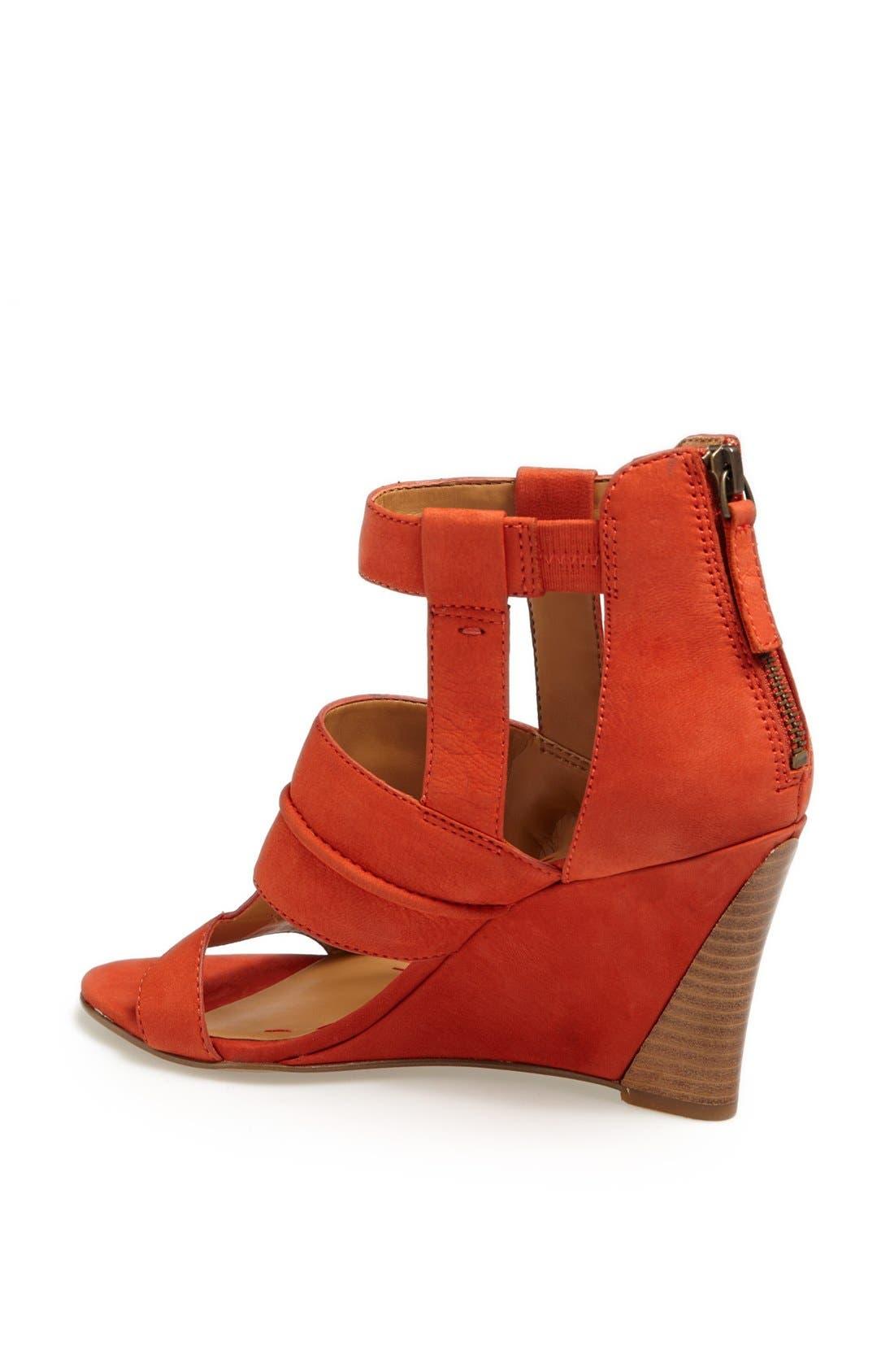 Alternate Image 2  - Nine West 'Francie' Leather Sandal