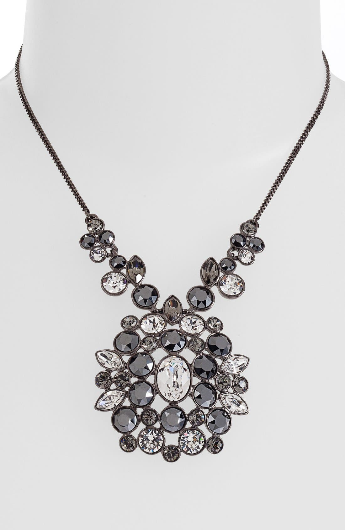 Alternate Image 1 Selected - Givenchy Statement Pendant Necklace