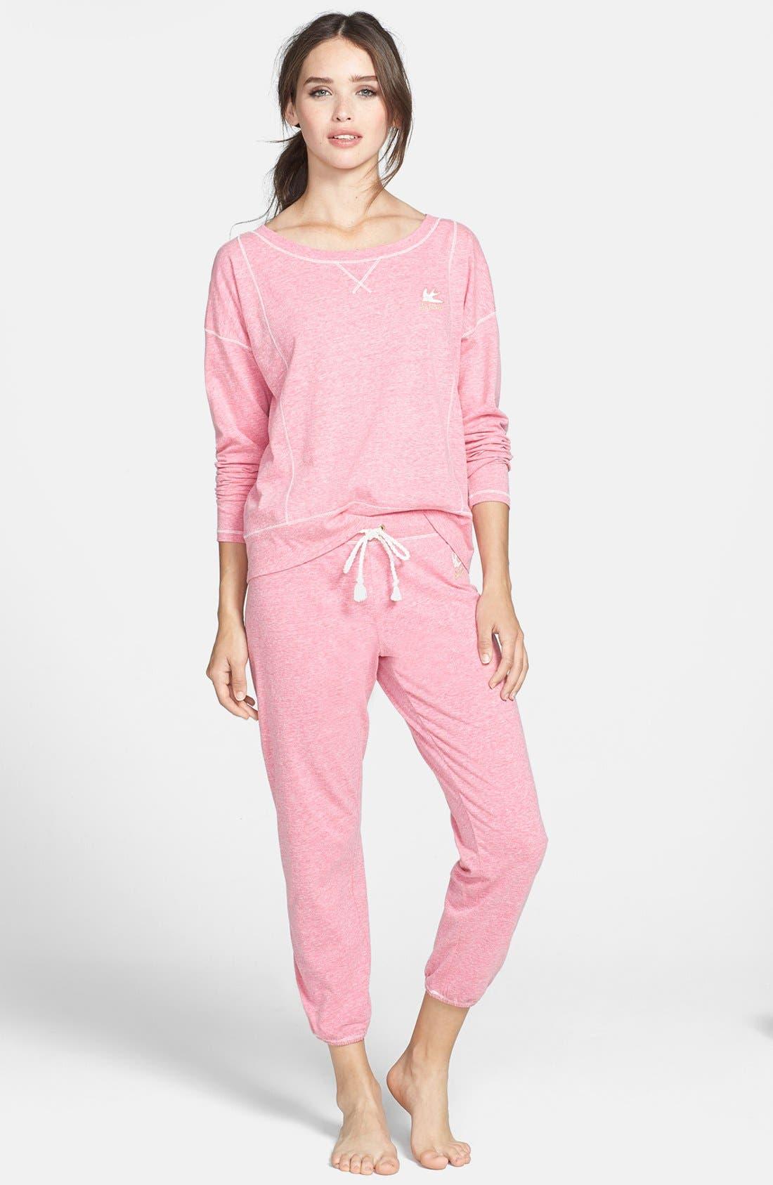 Alternate Image 3  - Juicy Couture Crop Sweatpants