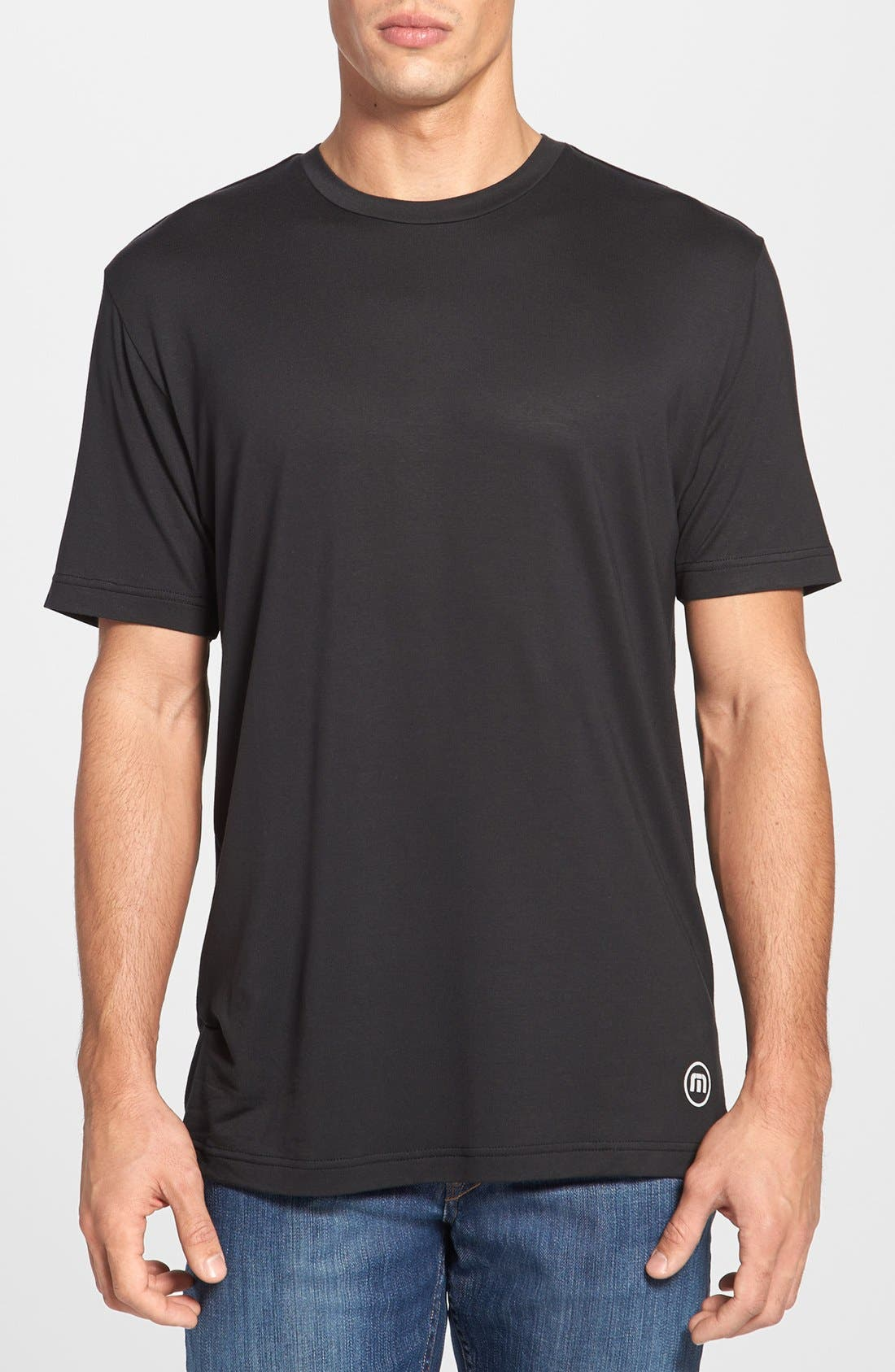 Alternate Image 1 Selected - Travis Mathew 'Upshall' Trim Fit T-Shirt