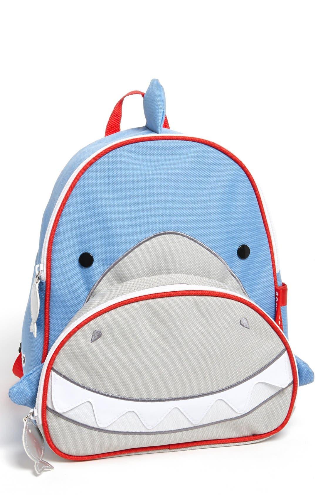 Alternate Image 1 Selected - Skip Hop Zoo Pack Backpack (Kids)