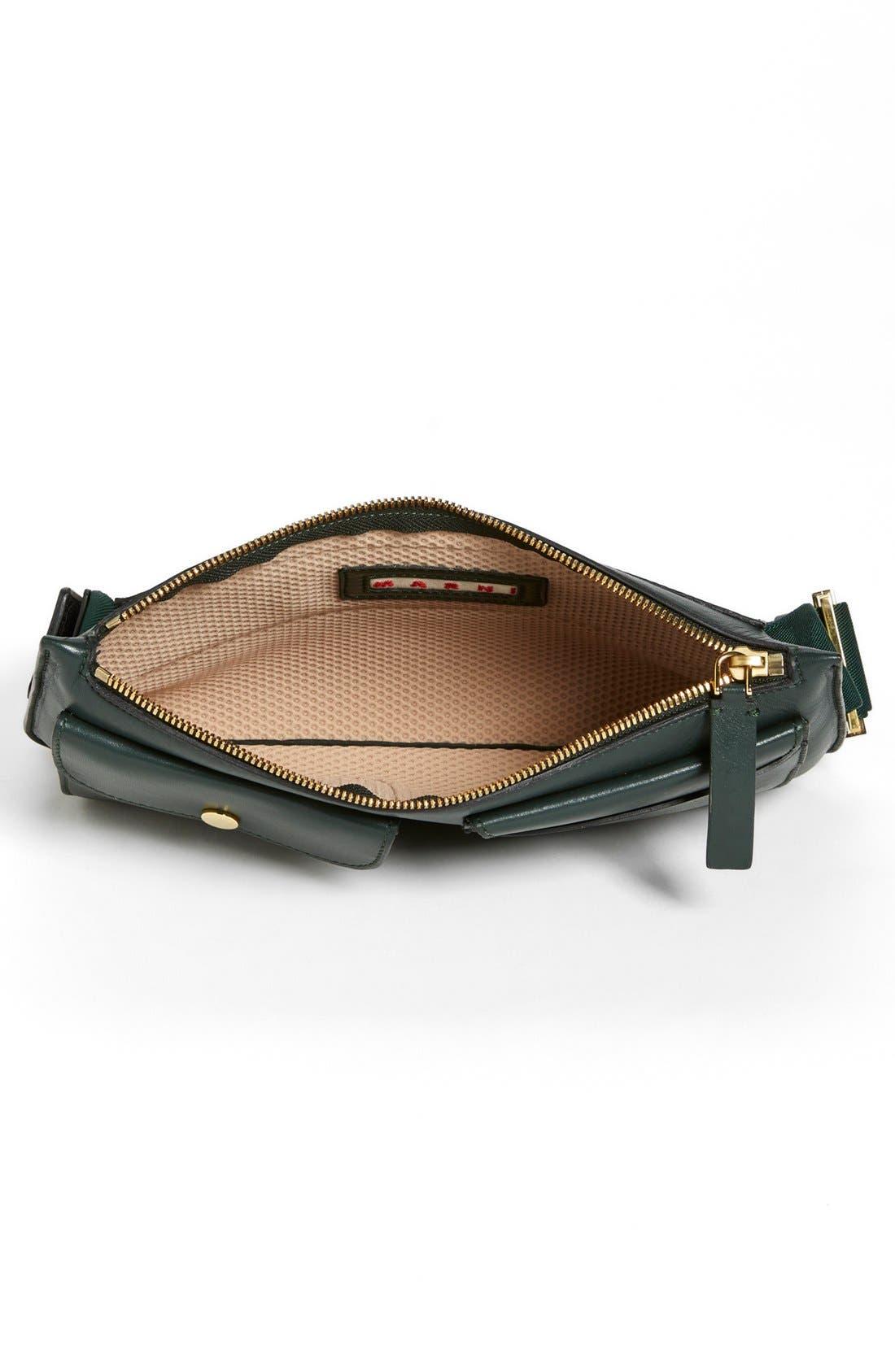 Alternate Image 3  - Marni Leather Belt Bag