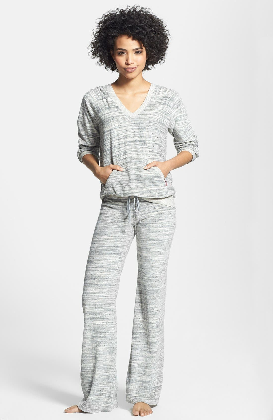 Alternate Image 3  - Hard Tail Space Dye Lounge Pants
