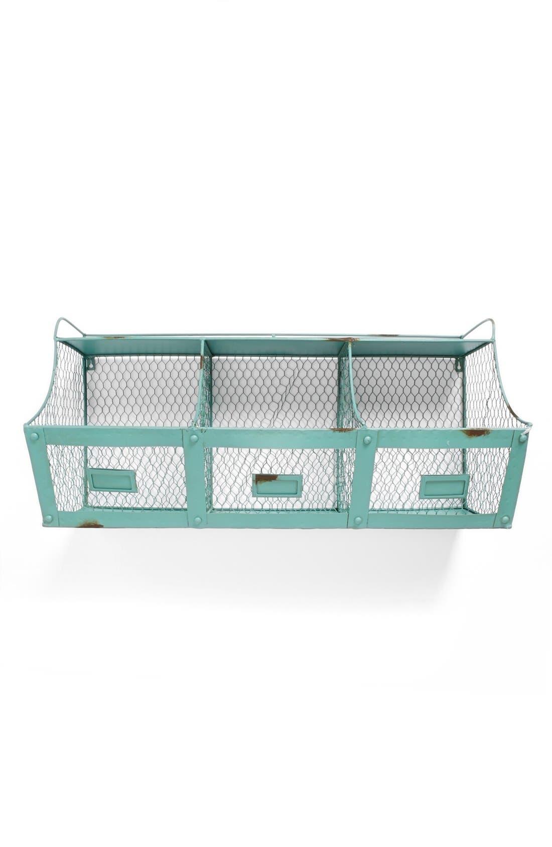 Main Image - Metal Bin Shelf