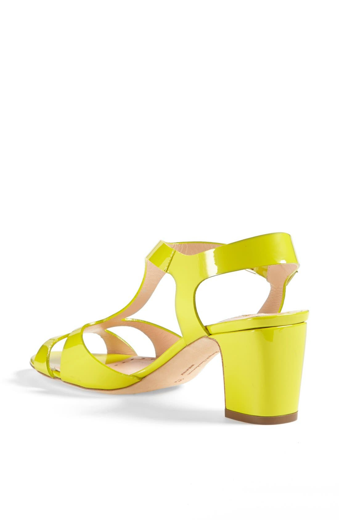 Alternate Image 2  - Rupert Sanderson 'Ischia' Patent Leather Sandal
