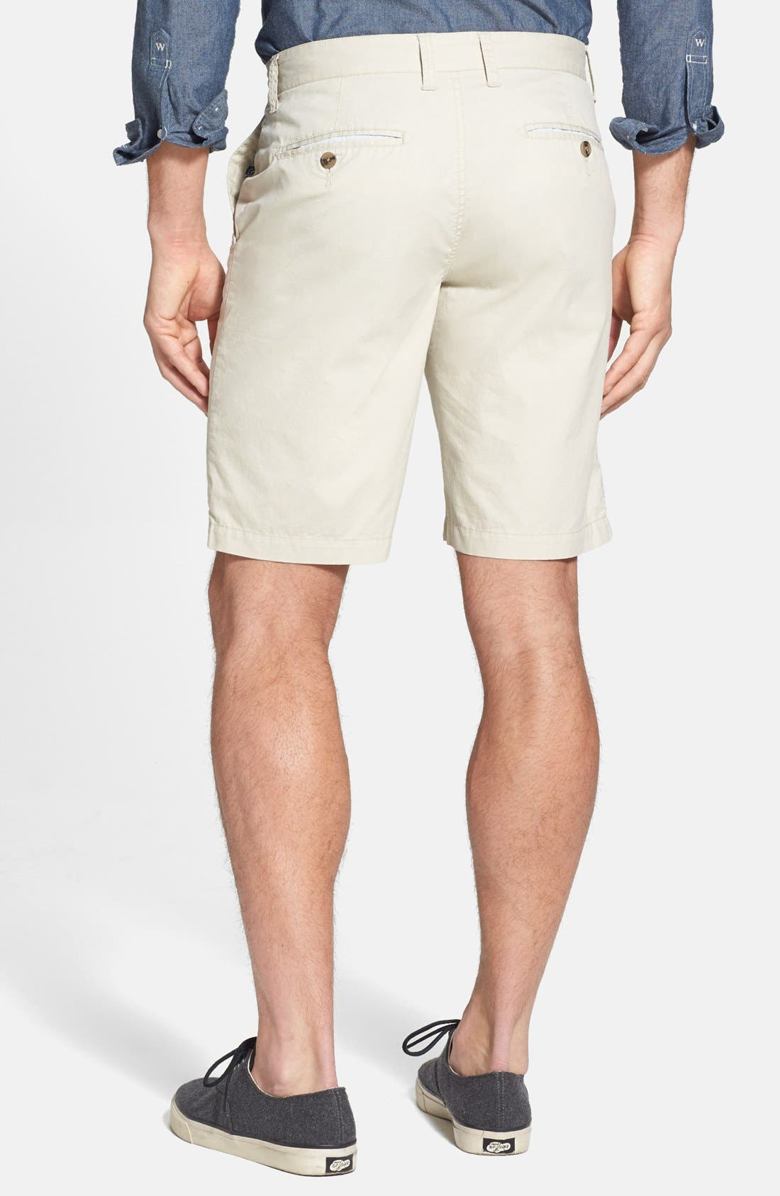 Alternate Image 2  - 1901 'Eastport' Shorts